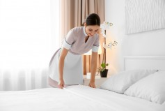 Bed making and Cleaning Staff job at Hiyoshicho / Shin-Shizuoka / Shizuoka station, SHIZUOKA (Welcome Foreign Students)